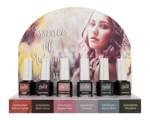 Essence of Autumn Collection Kit ( 249-254)