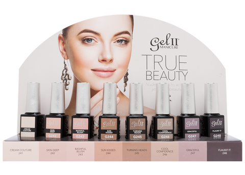 True Beauty Collection Kit (G241-G248)