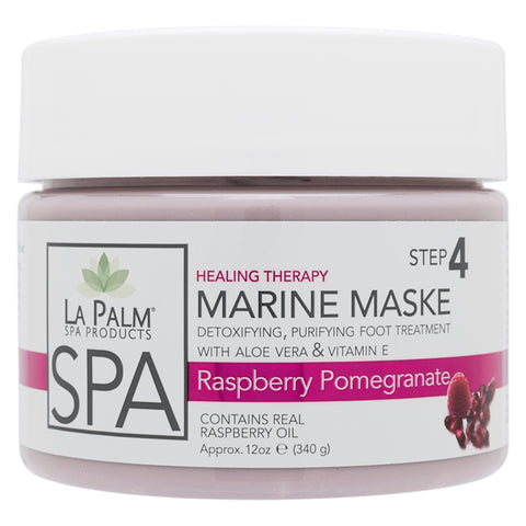 Marine Maske Raspberry Pomegranate