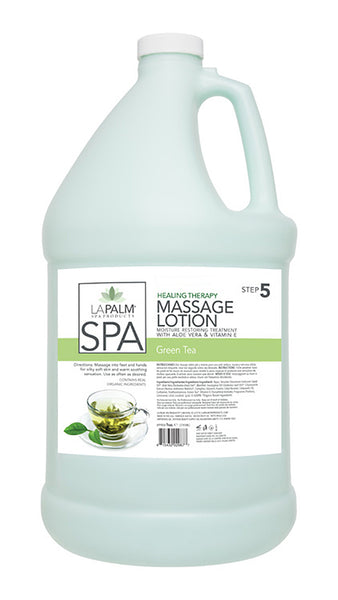 Healing Therapy Massage Lotion Green Tea