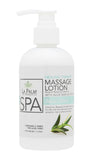 Healing Therapy Massage Lotion Aloe Vera