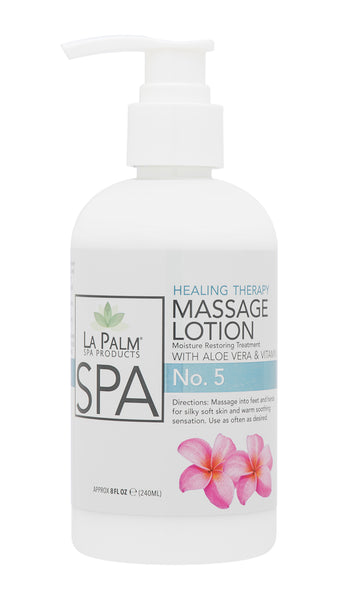 Healing Therapy Massage Lotion No. 5
