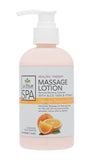 Healing Therapy Massage Lotion Orange Tangerine