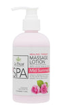 Healing Therapy Massage Lotion Mid Summer Rose