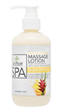 Healing Therapy Massage Lotion Tropical Citrus