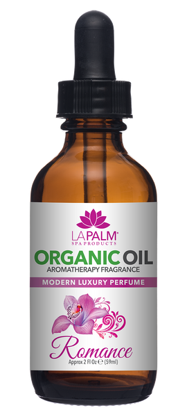 Organic Fragrance Oil - Romance
