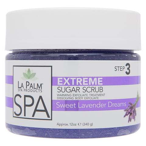 Extreme Sugar Scrub Sweet Lavender Dreams