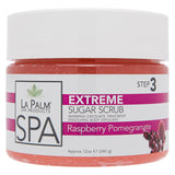 Extreme Sugar Scrub Raspberry Pomegranate