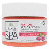 Hot Oil Sugar Scrub Mid Summer Rose