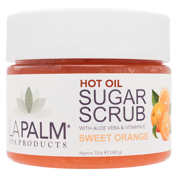 Hot Oil Sugar Scrub Sweet Orange