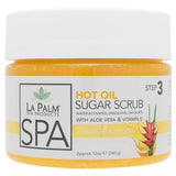 Hot Oil Sugar Scrub Tropical Citrus