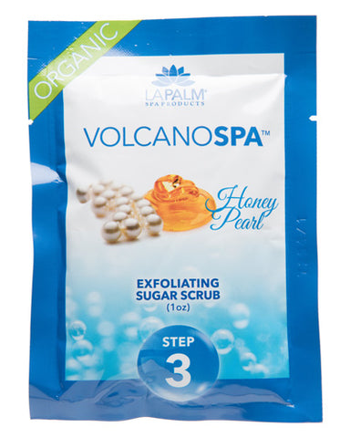 Volcano Spa - Honey Pearl