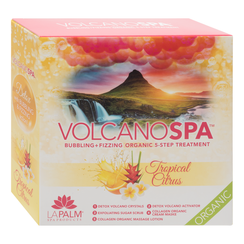 Volcano Spa - Tropical Citrus