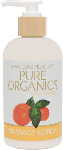 Citrus Orange Massage Lotion