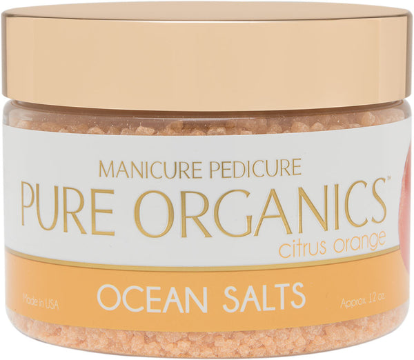 Citrus Orange Ocean Salts