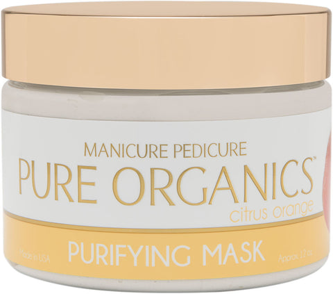 Citrus Orange Purifying Mask