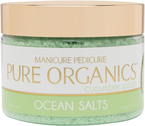 Cucumber Splash Ocean Salts