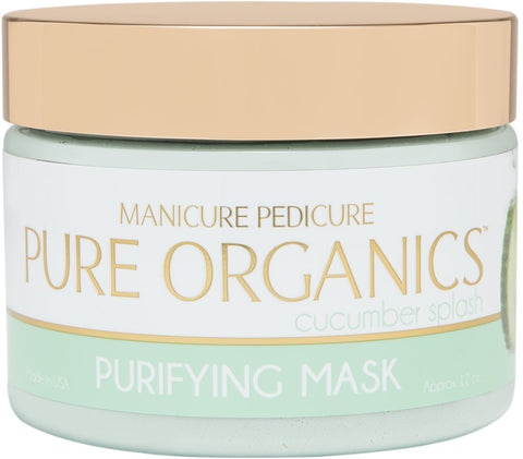 Cucumber Splash Purifying Mask