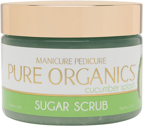 Cucumber Splash Sugar Scrub