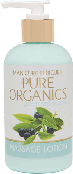 Green Tea & Acai Massage Lotion