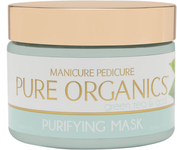 Green Tea & Acai Purifying Mask