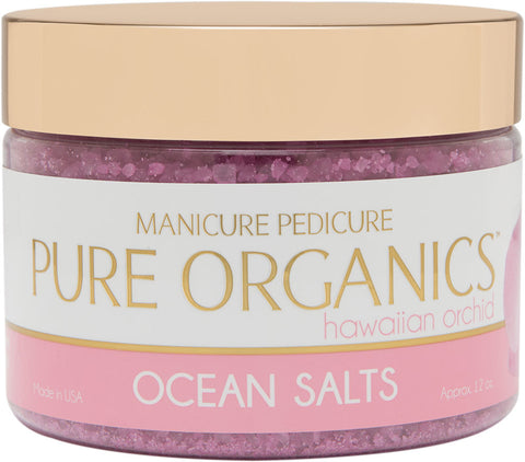 Hawaiian Orchid Ocean Salts