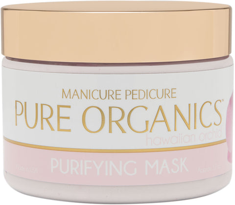 Hawaiian Orchid Purifying Mask