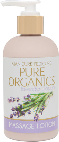Lavender Blossom Massage Lotion