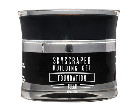 Builder Gel Foundation Structure Clear