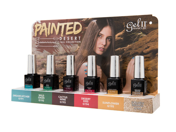 Painted Desert Collection Kit ( G191-G196)