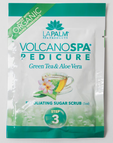 Volcano Spa - Green Tea & Aloe Vera