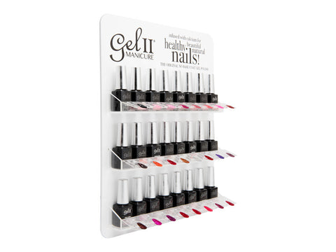 Wall Rack Gel Polish Display - Small