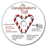 Candy Cane Legend DVD video