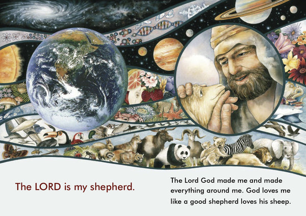 Psalm 23 - The Lord is My Shepherd - Pocket book
