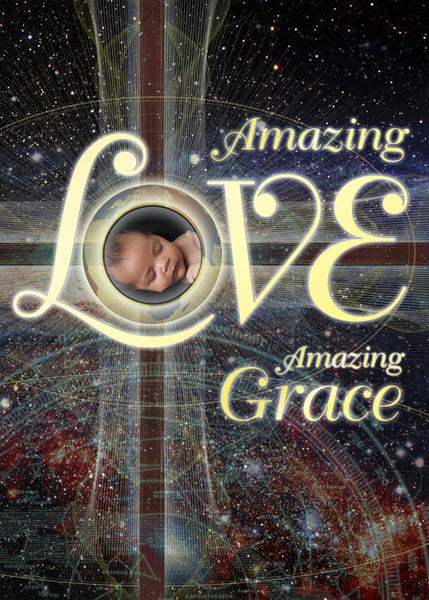 2016 Christmas Card - Amazing Love