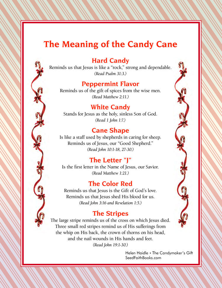 Meaning of the candy cane pdf seed faith books meaning of the candy cane pdf stopboris Images