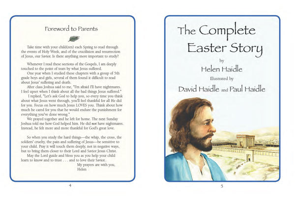 Easter Family Guide