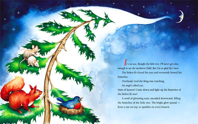 The Meaning of Christmas Tree Ornaments PDF | Seed Faith Books