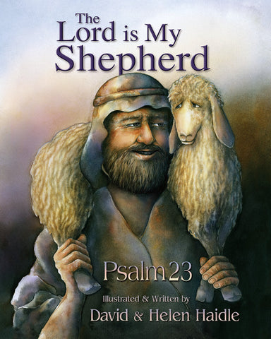 Psalm 23 - The Lord is My Shepherd - Pocket book PDF