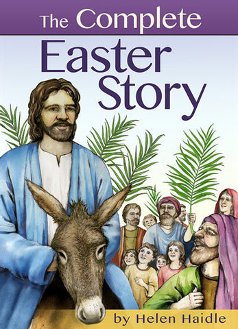 Easter, Holy Week, Four Gospel Accounts