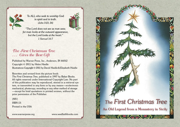 The First Christmas Tree - Christmas Pocket Book