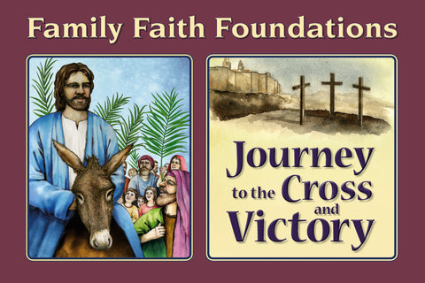Journey to The Cross and Victory - Booklet + PDF download