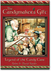 Candy Cane Legend pocket book 4.25x6""