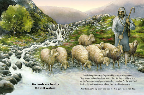 Psalm 23 - The Lord is my Shepherd
