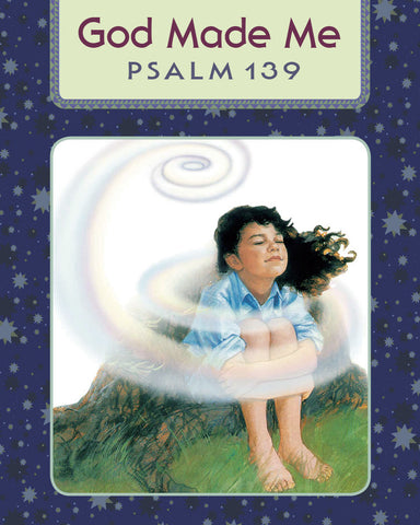 God Made Me Psalm 139 - Pocket book PDF