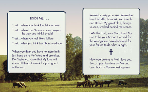 Psalm 23 - A Love Letter From Your Shepherd - PDF