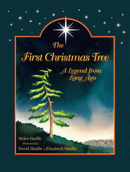 The First Christmas Tree PICTURE BOOK