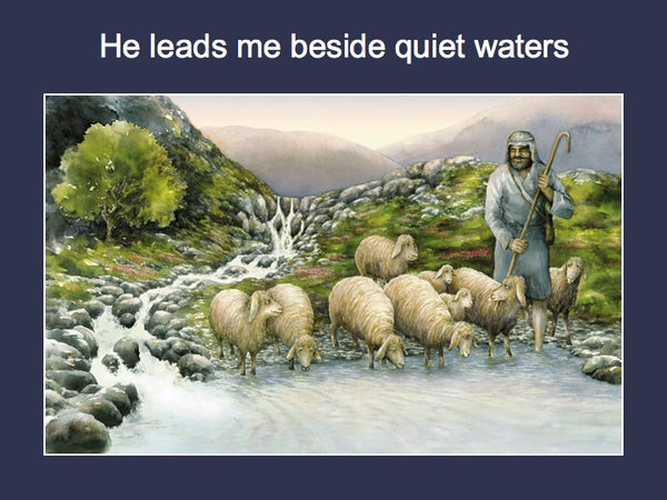 Psalm 23 Power Points
