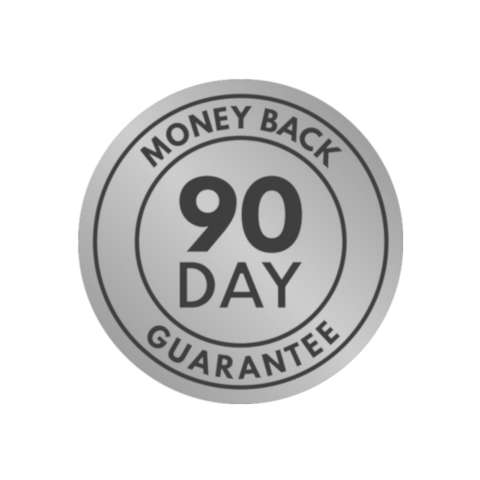 male synergy 90 day guarantee badge