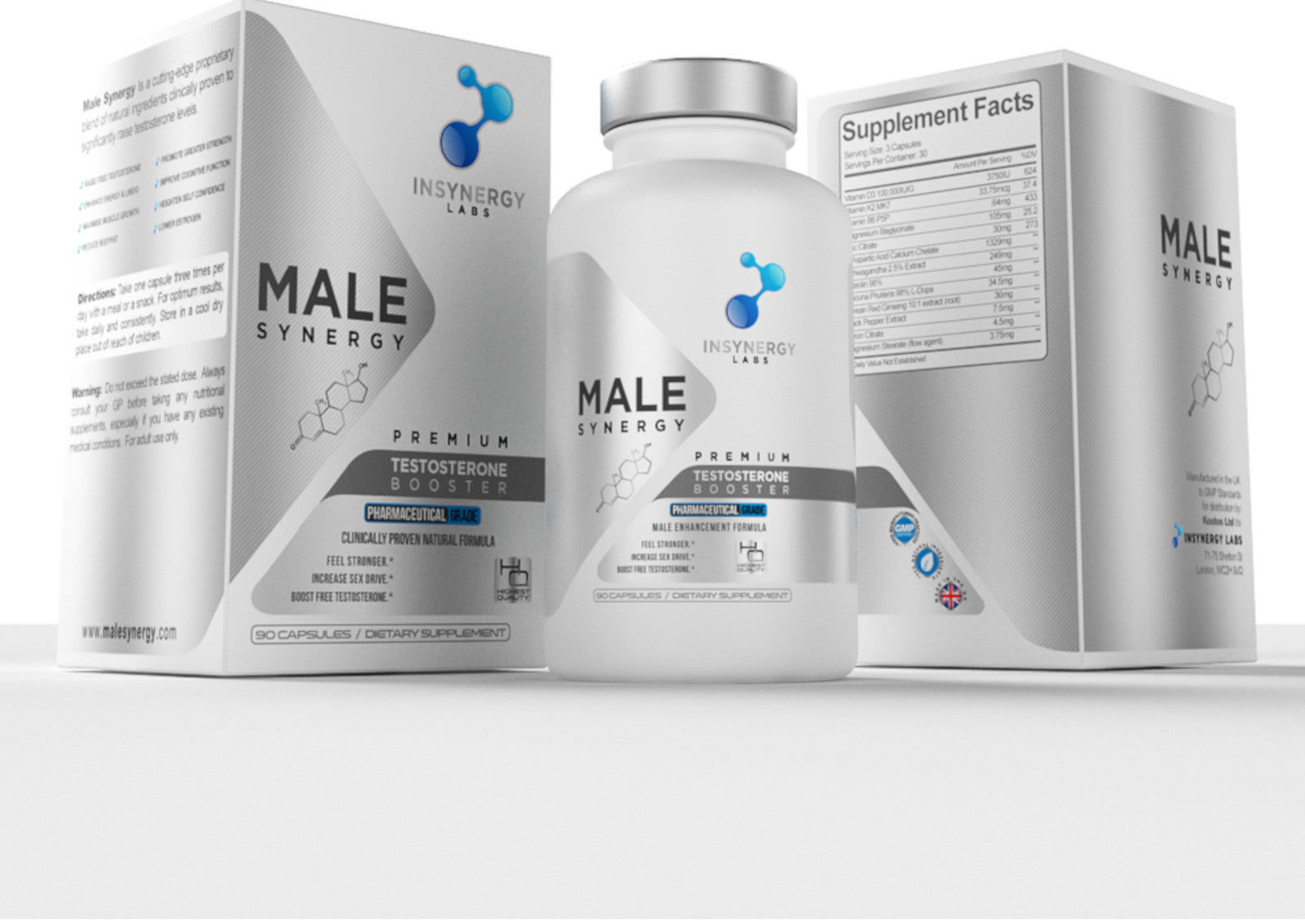 Male Synergy Subscription